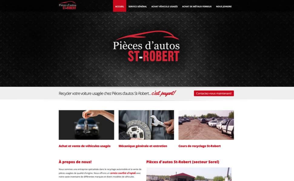 création de sites web et imprimerie